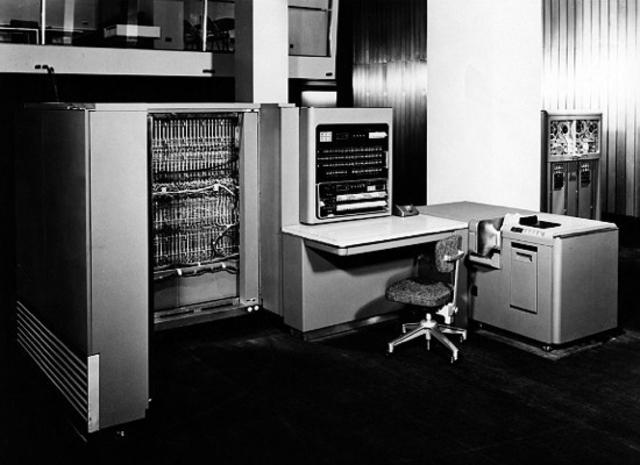 Первый операционный компьютер
