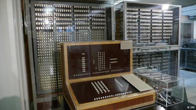 Изобретение компьютера Z-3