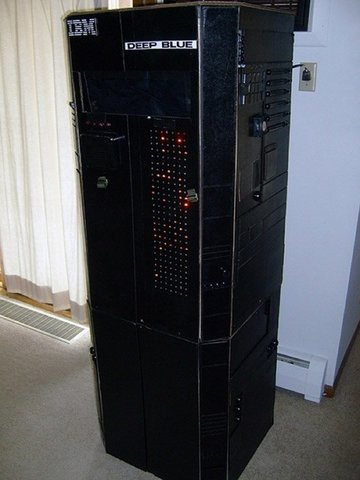 Шахматный суперкомпьютер
