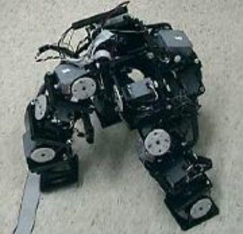 Роботы HONDA