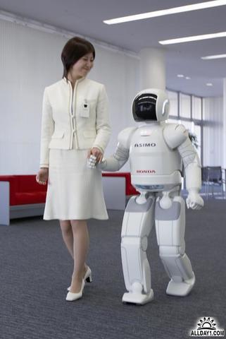Роботы «Асимо»