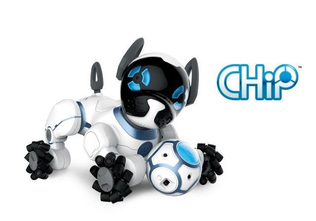 Собака-робот WowWee CHiP с искусственным интеллектом