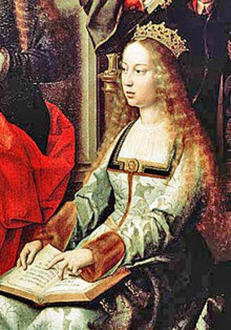 La muerte de Enrique IV