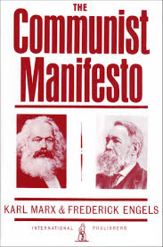 Karl Marx, Frederic Engels and The Communist Manifesto