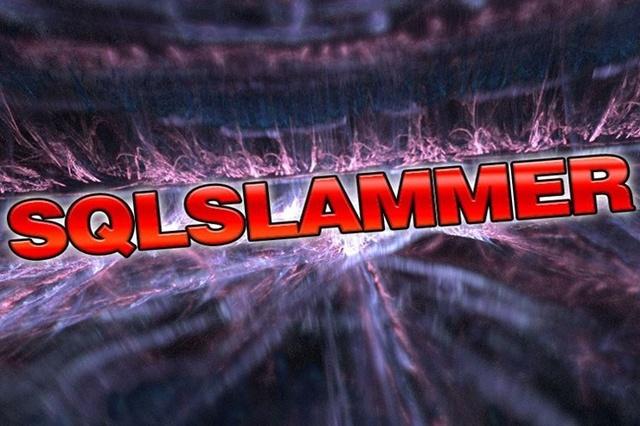 """""""SQL Slammer"""""""