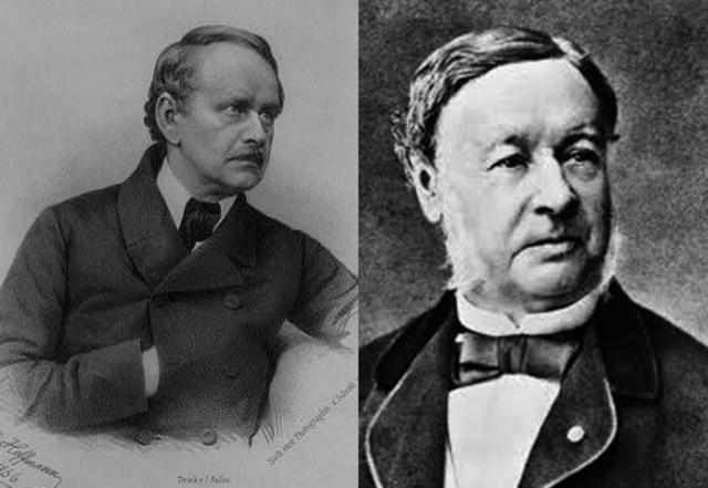 1838 Theodor Schwann y Matthias Schleiden