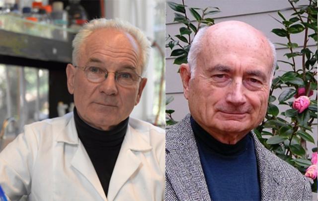 1970 Peter Duesberg y Peter Vogh