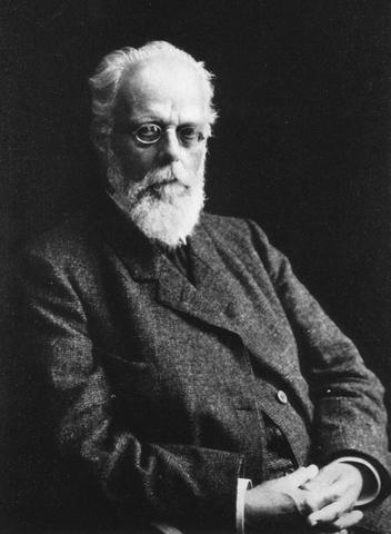 1892 August Weismann, propone que los cromosomas constituyen la base de la herencia.