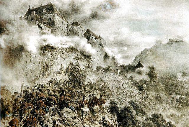 Siege of Cheydinhal begins