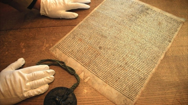 Why was the Magna Carta created?