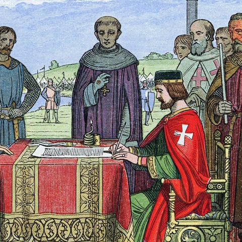 Was Magna Carta effective in short term?