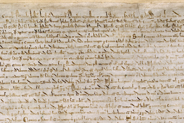 What was the long-term effect of Magna Carta?