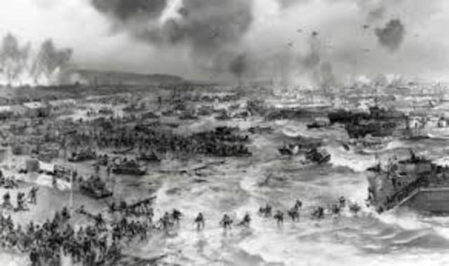 D-Day (Battle of Normandy)