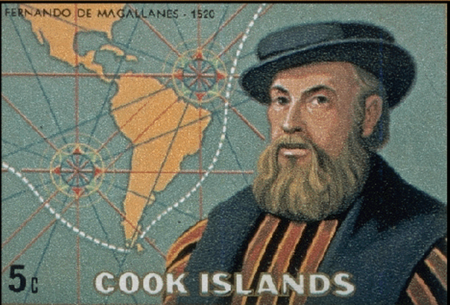 Magellan Begins Journey