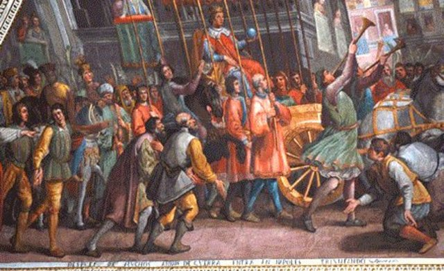 Conquista de Nápoles