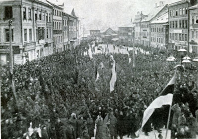 Vabadussõja algus