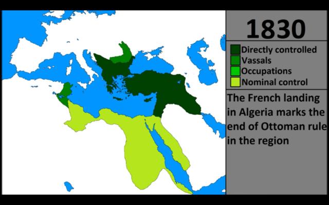 Den franske revolutions betydning for imperiet