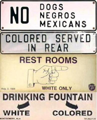 Jim Crow lovene
