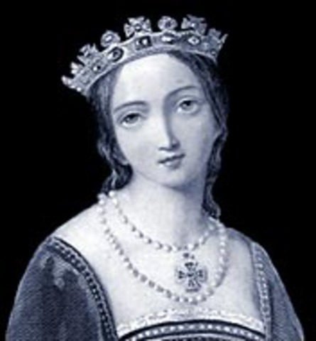 Mary I is crowned Queen of England