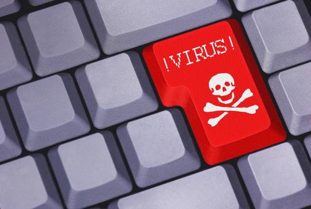Первый вирус для Windows.
