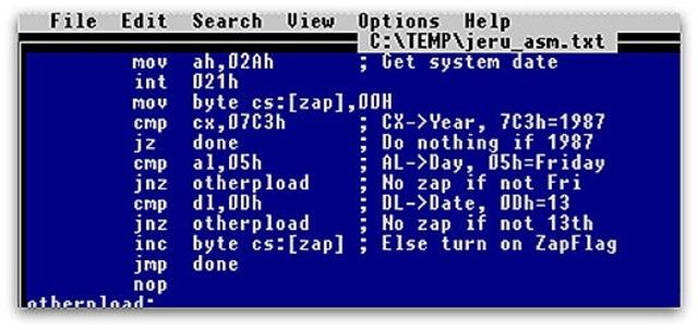Появление полиморфных Windows32-вирусов.