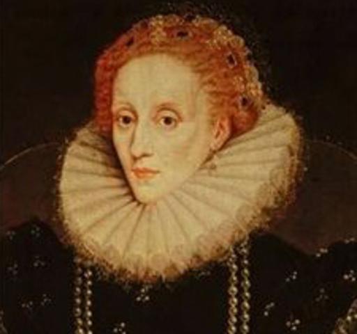 Quen Elizabeth I died
