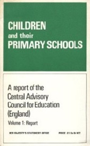 The Plowden report 1967