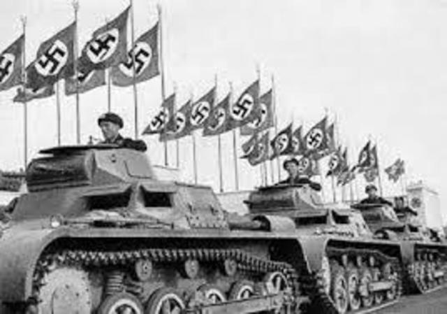 Blitzkrieg into Poland