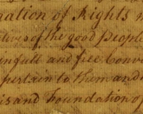 Article of confederation.