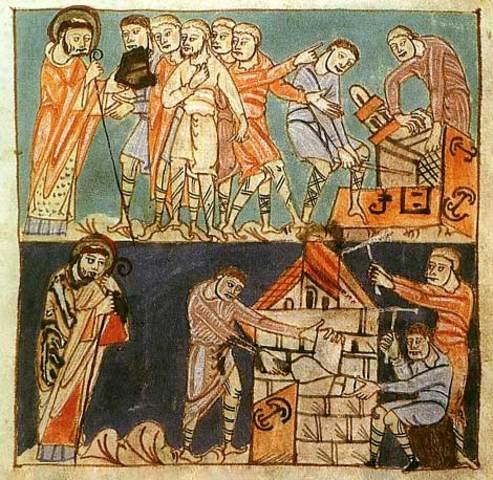 eerste kerk