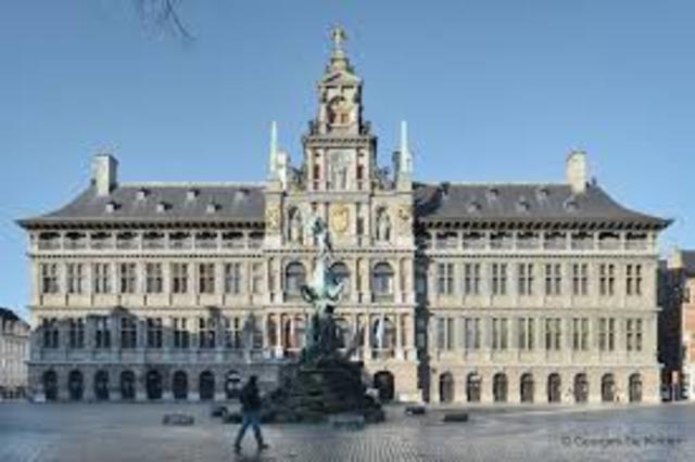 stadhuis en schilderkunst