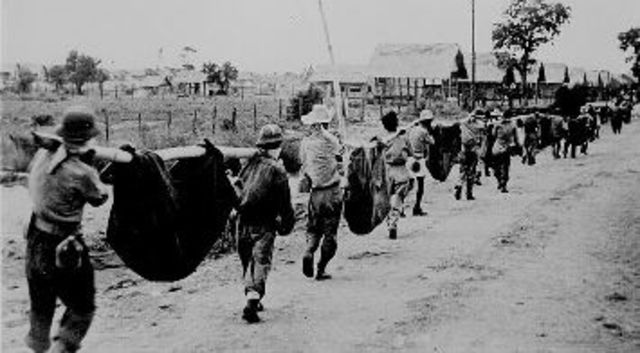 Bataan Battle and March