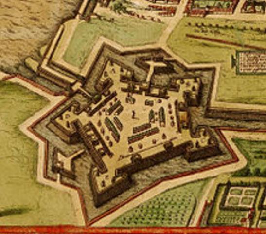 citadel = dwangburcht