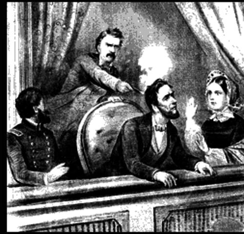 Abrahams assassination