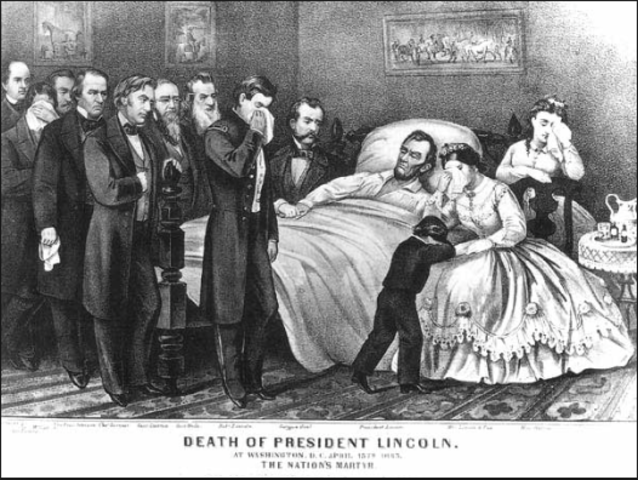 Lincoln is gone