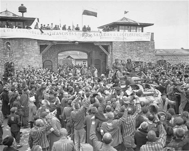 Liberation of camps