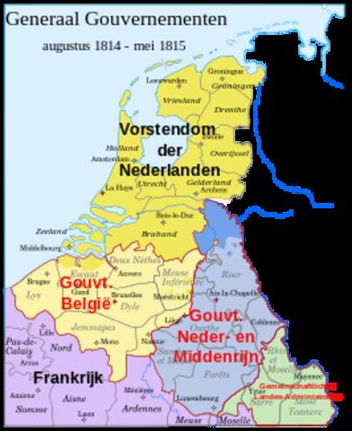 België onafhankelijk
