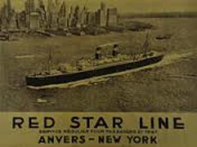 schepen naar Congo en Amerika