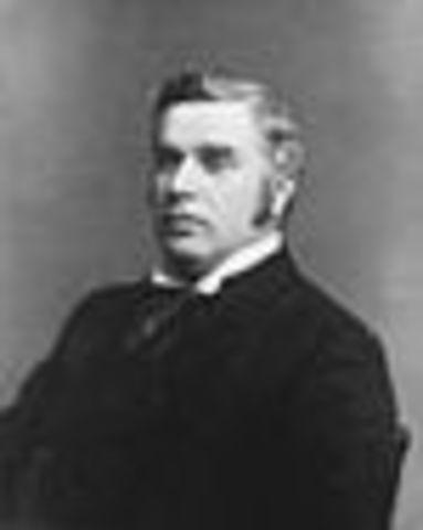 John Thompson is Elected Prime Minister