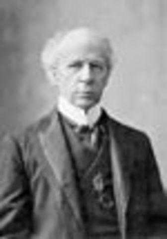 Wilfred Laurier is Elected Prime Minister