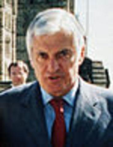 John Turner Elected Prime Minister