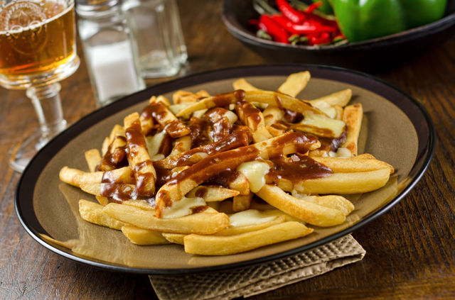 Poutine is Invented