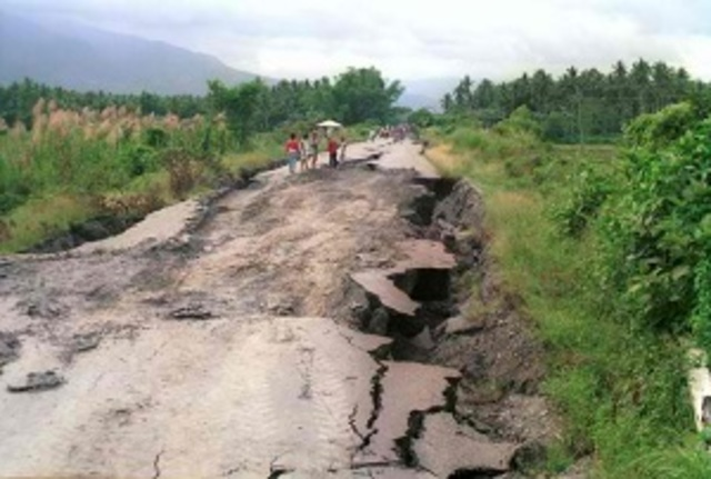 1994 Mindoro earthquake