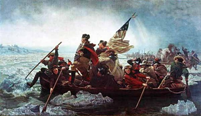 Washington Crossed the Delaware