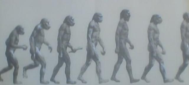 Hombre primitivo.