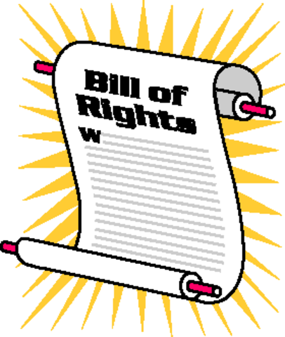 Bill of Rights is Added
