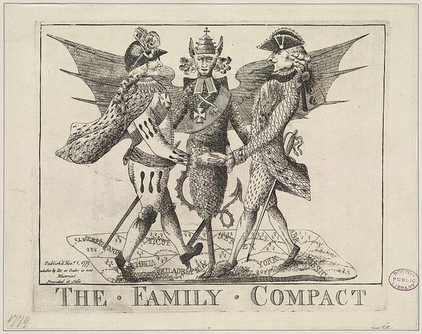Treaty of the Escorial, 3rd Agreement (1761)