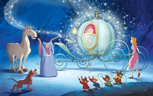 Cinderella Ran Away