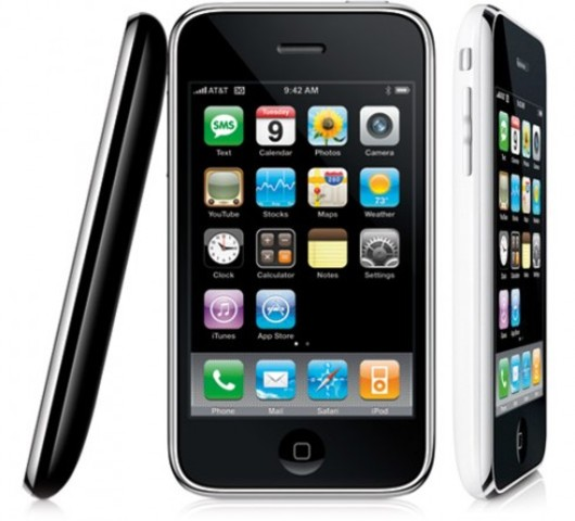 Apple Introduces The iPhone