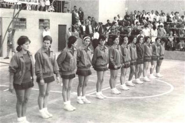 1er Campeonato Mundial Femenil de Básquetbol